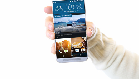 HTC One M9 improves M8