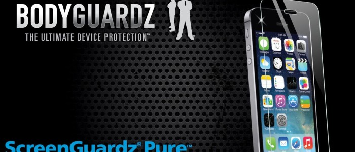 Bodyguardz ScreenGuardz smartphone Screen Protector