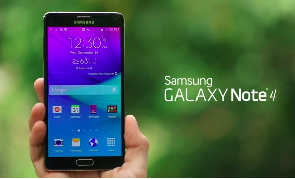Samsung Galaxy Note 4 hacks