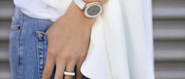Introducing the Pebble Time Round