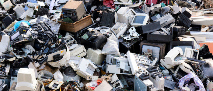e-Waste is a growing problem in developing countries