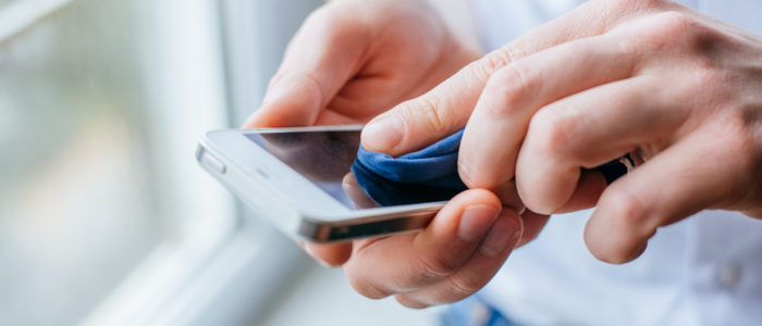 Smartphone Cleaning Tips